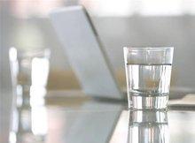 water op kantoor
