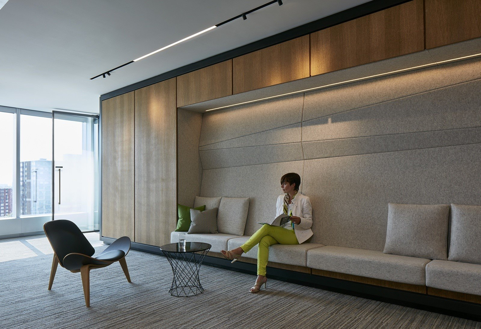 5x inspiratie voor een bijzondere kantoorinrichting for Kantoor interieur design