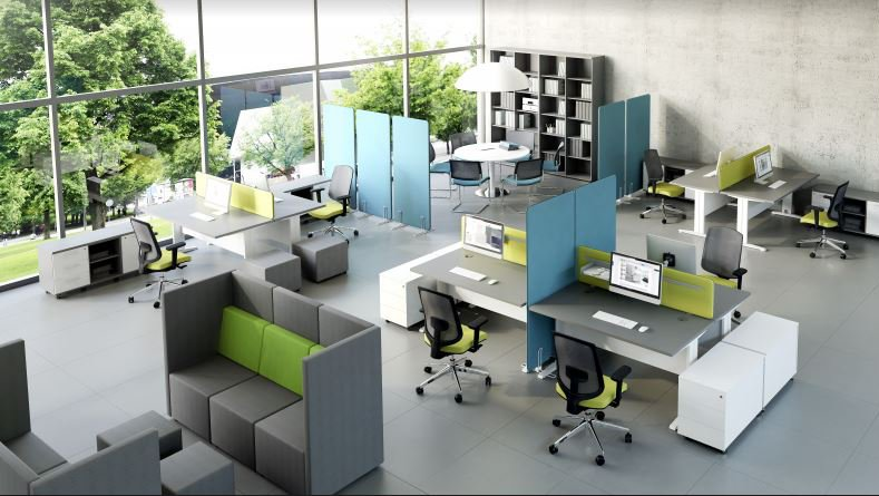 Klein Kantoor Inrichten : Tips kantoorinrichting officecity kantoormeubelen blog