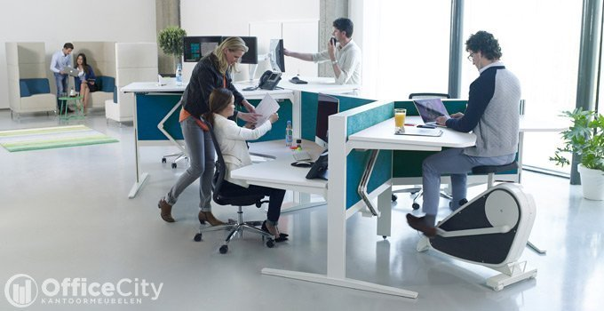 Open kantoorruimte