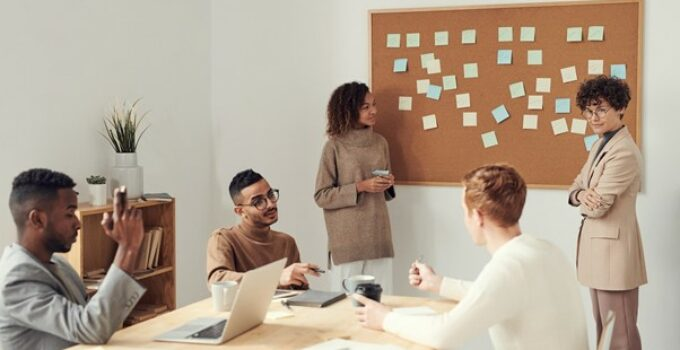 Samenwerken op kantoor